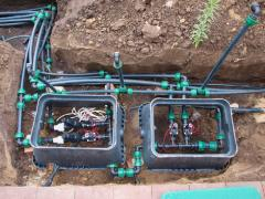 Automatic watering system | Installation | auto-irrigation System PROJECT free