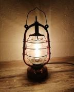 Custom loft lamps under the order