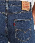 Джинсы Levis 501 Original Fit Jeans - Dark Stonewash (США)