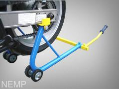 Modopocket universal under the rear and front wheel