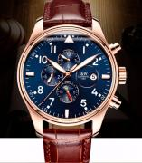 Stylish men's watches Carnival Grand Fashion